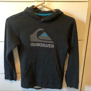 Boys quicksilver pullover hoodie